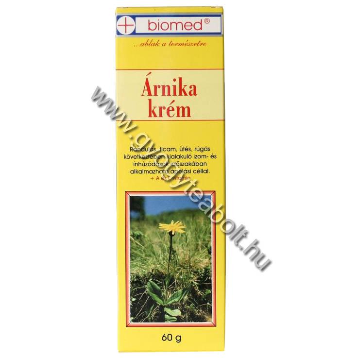 arnica krém ízületi fájdalmak kezelésére)