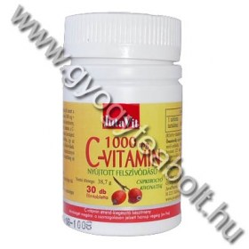 juvita c vitamin 100mg