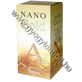 nano gold 500ml