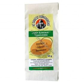 szep almokat teakeverek az erdesz teai